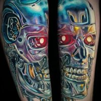 Tattoo by Burch Norwich