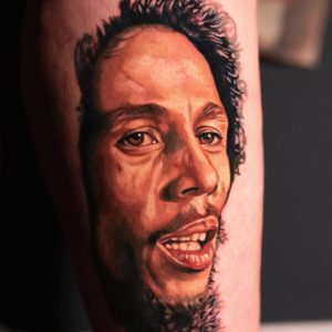 bob marley cover up by burch