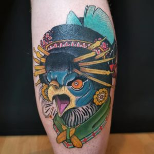 tattoo by will corvidae sparling